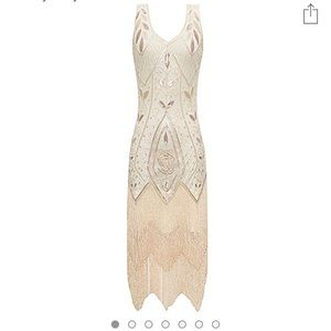 1920s Great Gatsby Party Dress